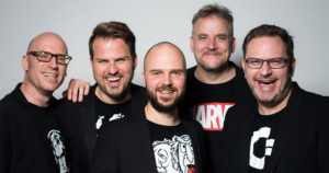 Alte Bekannte - A Cappella Band