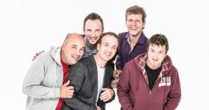 Füenf - A Cappella Band