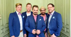 Viva Voce - A Cappella Band